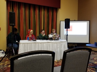 """3WF Entertainment on """"How Not to Run a Panel"""""""