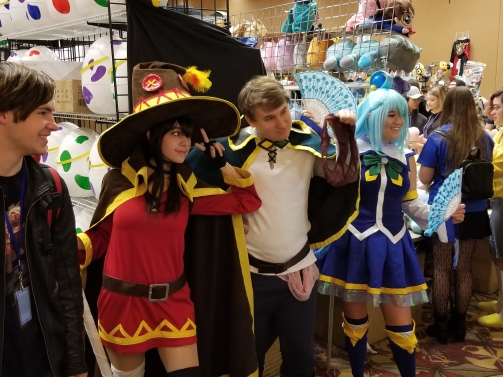 Konosuba group!