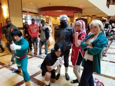 Naruto crew