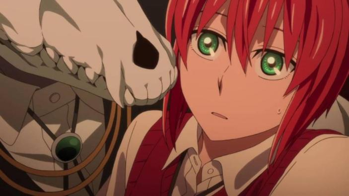 ancient magus