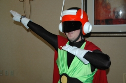 The GREAT Saiyaman!