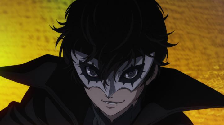 Joker anime shot 2