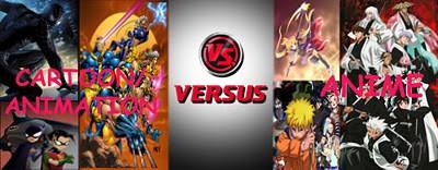 anime vs