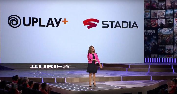 uplay plus and stadia